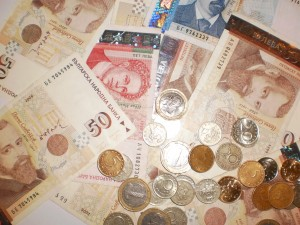 Cash payments in Bulgaria